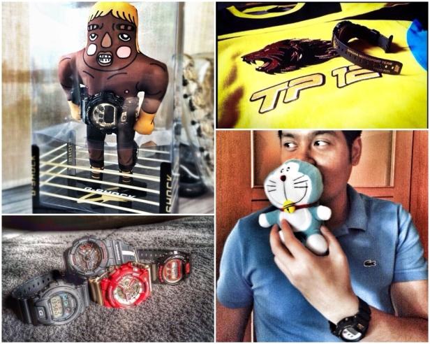 นักสะสม G-Shock ตัวจริง