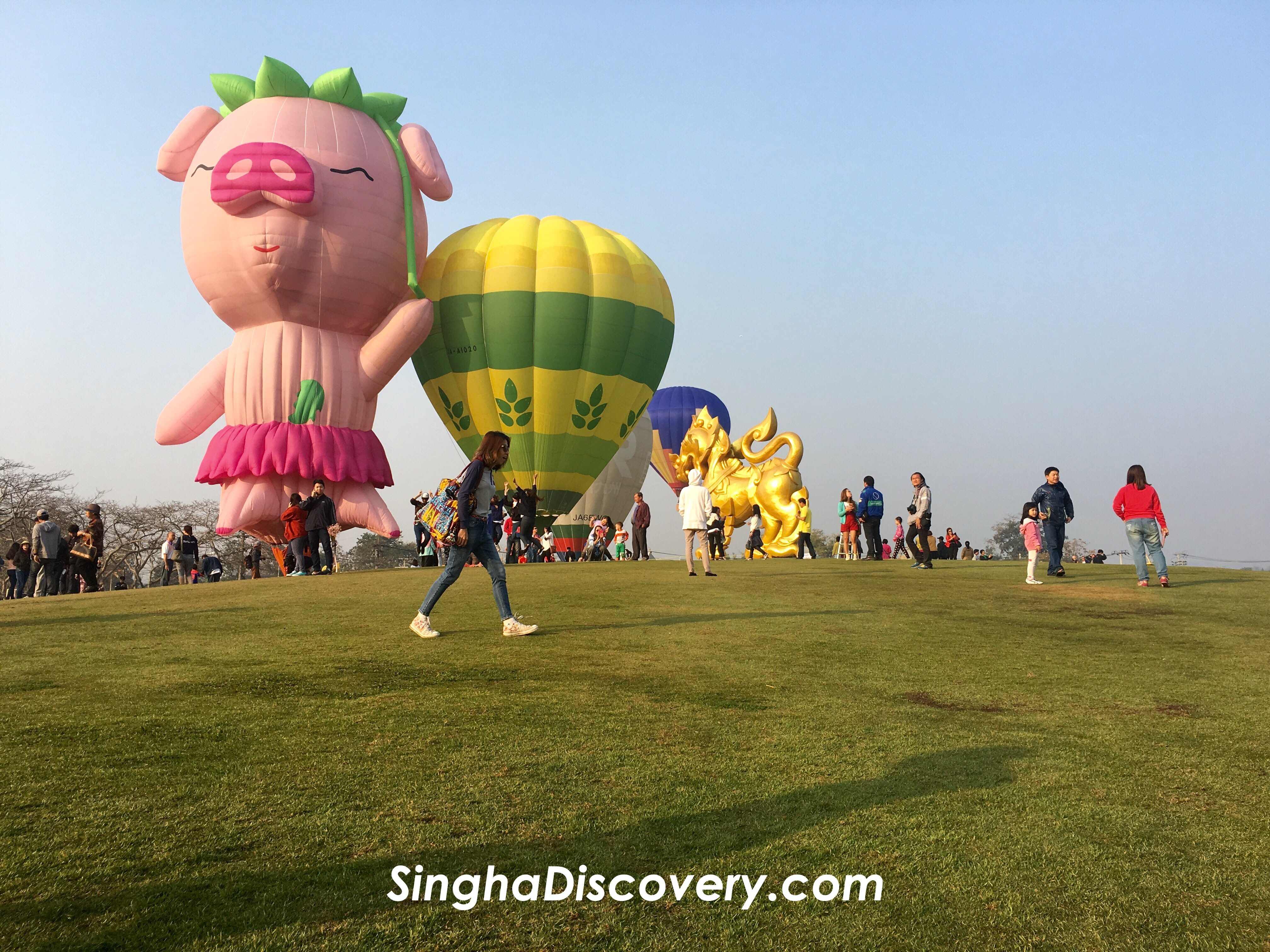 Singha Balloon Fiesta 2016